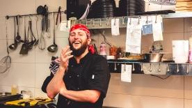 Couloir Chef JJ Hadley